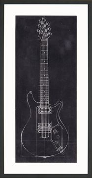 Picture of Electric Guitar Blueprint II