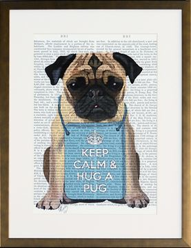 Picture of Hug A Pug