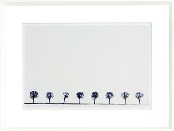 Picture of Indigo Landscape Series V