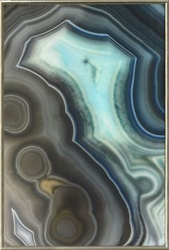 Picture of Agate Detail - Teal I