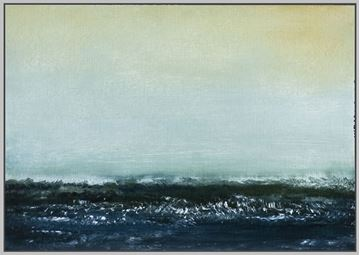 Picture of Sea View VI - Framed Canvas