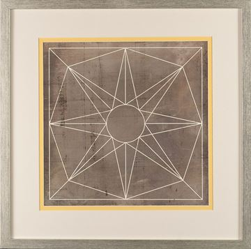Picture of Geometric Blueprint VII
