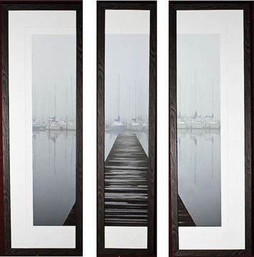 Picture of On The Dock - Triptych