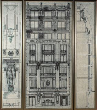 Picture of Mercier Freres - Triptych