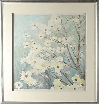 Picture of Dogwood Blossoms I