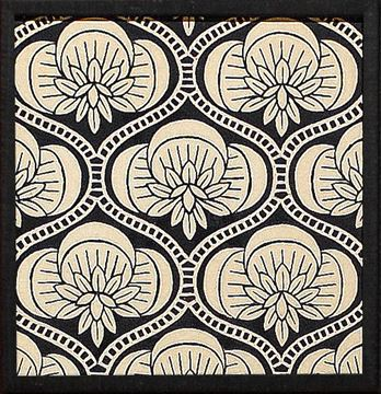 Picture of Ornamental Tile Motif I