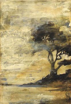 Picture of Toille Landscape II - Gallery Wrap Canvas