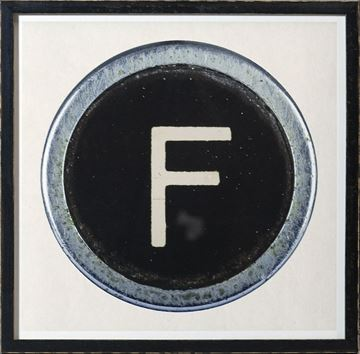 Picture of Type Key, F
