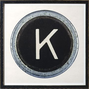 Picture of Type Key, K