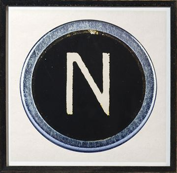 Picture of Type Key, N