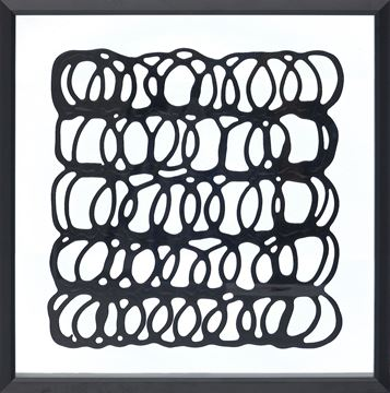 Picture of Deco Spiral - Black