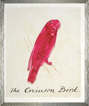 Picture of The Crimson Bird - Small