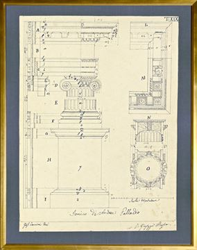 Picture of Architecture Plate - Column