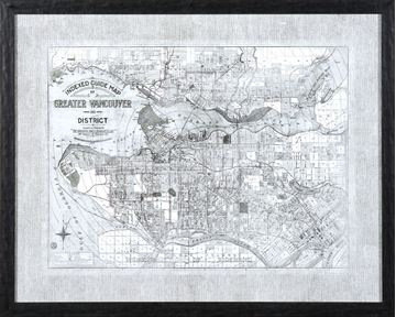 Picture of Mini Map - Vancouver