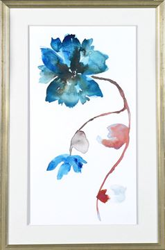 Picture of Floral Watercolor I