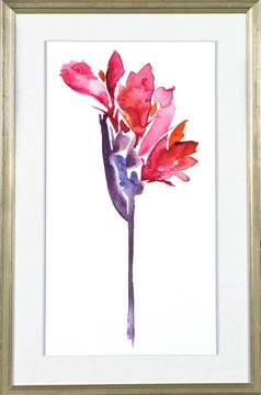 Picture of Floral Watercolor V