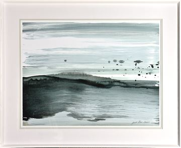 Picture of Silver Silence: Dappled Shore