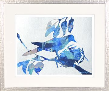Picture of Blue Bird Expression II