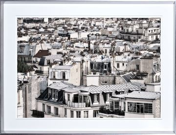 Picture of Parisian Rooftops