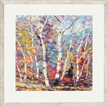 Picture of Birch Colors II