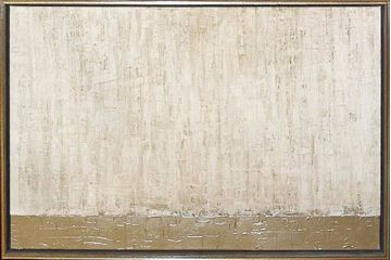 Picture of Neutral Land  - Framed Canvas