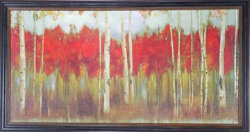 Picture of The Edge - Framed on Board