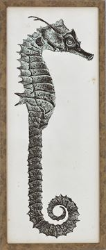 Picture of Vintage Seahorse II