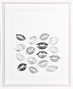 Picture of Lips - Gild