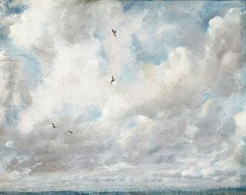 Picture of Constable - Sea & Sky  - Gallery Wrap Canvas
