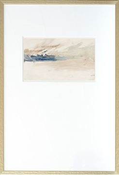 Picture of Turner Scapes - Cobalt II