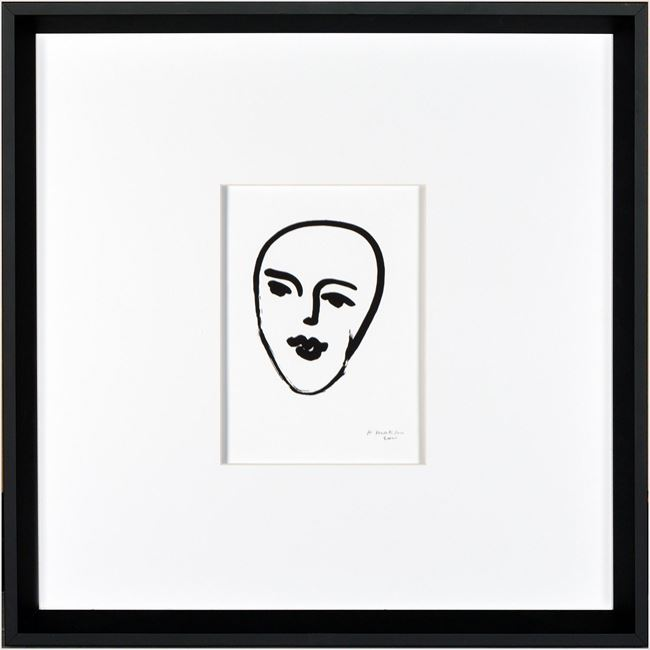 Picture of Matisse - Face