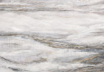 Picture of Alabaster Flow  - Gallery Wrap Canvas