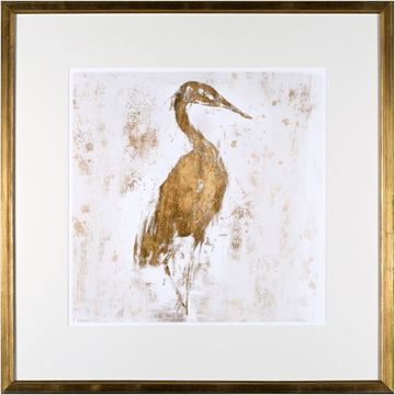 Picture of Gilded Heron I