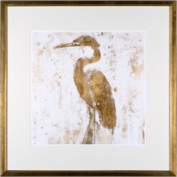 Picture of Gilded Heron II