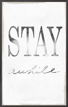 Picture of Stay Awhile