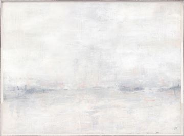 Picture of Pastel Perspective - Mid Framed Canvas (A)