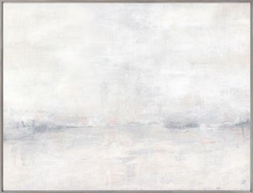 Picture of Pastel Perspective - Mid Framed Canvas (B)
