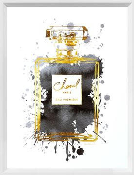 Picture of Perfume Bottle Grey - Small