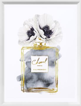 Picture of Perfume Bottle Bouquet III