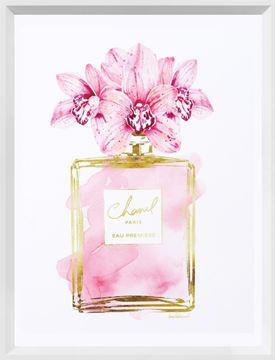 Picture of Perfume Bottle Bouquet XII