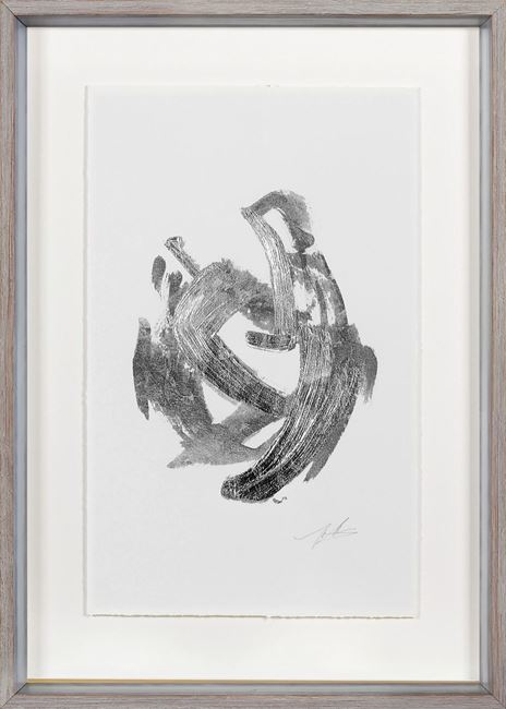 Picture of Timeless Expression In Silver II