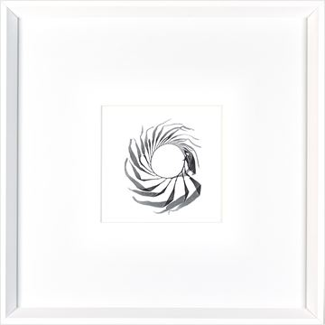 Picture of Seaweed Spiral  - White