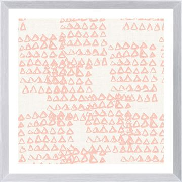 Picture of Motif In Coral III