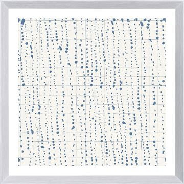 Picture of Motif In Blue II