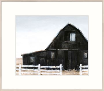Picture of Black Barn II