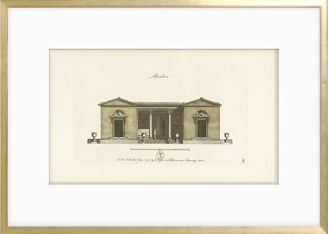 Picture of Engraving - Pavilion II, 1778