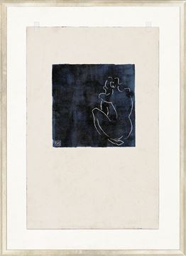 Picture of Indigo Line Series IV - Large