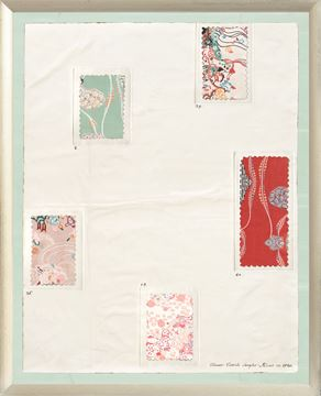 Picture of Klimt Fabric Samples I - Large