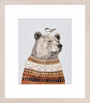Picture of Fair Isle Bear I