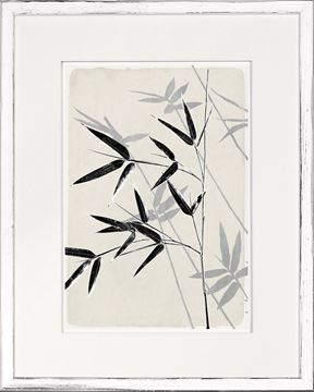Picture of Botanical Overlay - Cream VIII Small